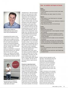 Artikel Hellocars ZZP-er in de Bouw juni 2018