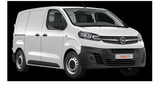 Opel Vivaro-E elektrische bestelbus