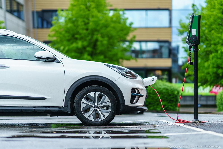 Op reis met elektrische auto
